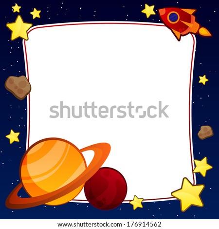 Raster Space Frame - stock photo