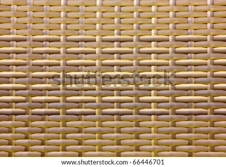 rattan weave texture - stock photo