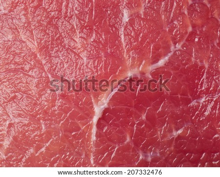raw meat as a texture  - stock photo