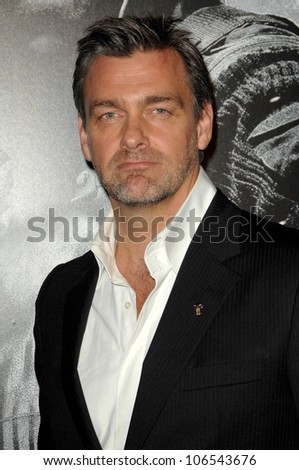 Ray Stevenson  at Special Screening of 'Punisher War Zone'. Mann's Chinese Theatre, Hollywood, CA. 12-01-08