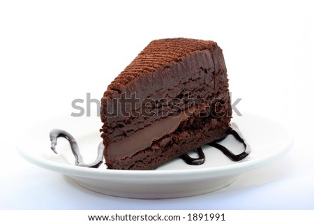 Ready for an after dinner dessert - stock photo