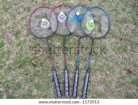 ready for badminton