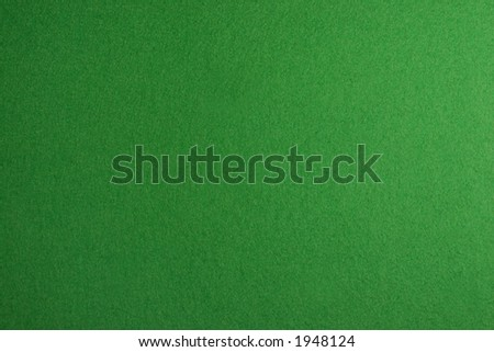 Real card table felt surface - check my portfolio for versions more close-up - stock photo