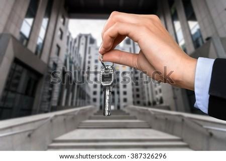 Real Estate. - stock photo