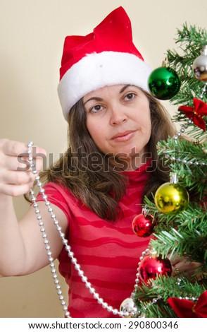 christmas tree in latin