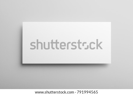 Real photo business card mockup template stock photo royalty free real photo business card mockup template isolated on light grey background to place your accmission Images