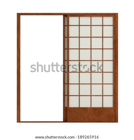 realistic 3d render of japanese door  sc 1 st  Shutterstock & Japanese Door Stock Images Royalty-Free Images u0026 Vectors ... pezcame.com