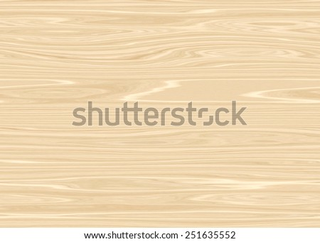 Realistic wood texture background, seamless - stock photo