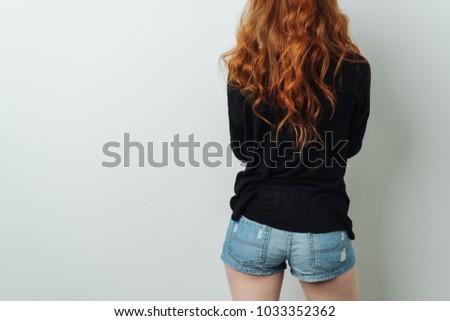 hot-redhead-girl-ass