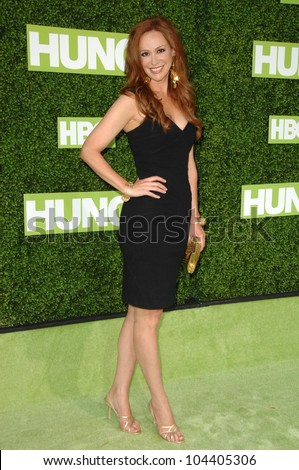 Rebecca Creskoff at the Los Angeles Premiere of the Series 'Hung'. Paramount Theater, Hollywood, CA. 06-24-09