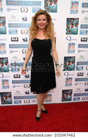 "Rebecca Holden  at a screening of ""Beneath the Blue"" at the Hollywood Film Festival, Arclight, Hollywood, CA. 10-23-10"