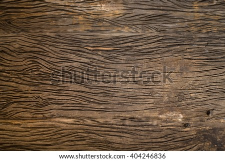 reclaimed wood - stock photo