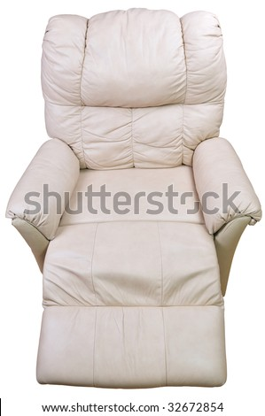 recliner - stock photo