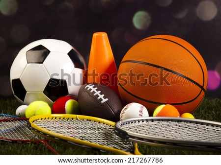 Recreation, sports equipment
