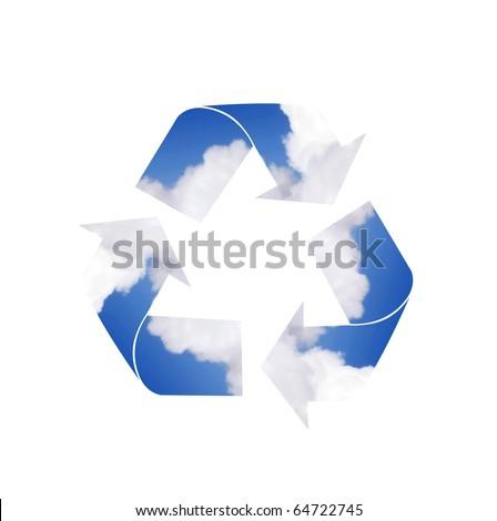 Recycle - stock photo