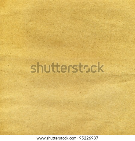 Recycle paper texture for background - stock photo