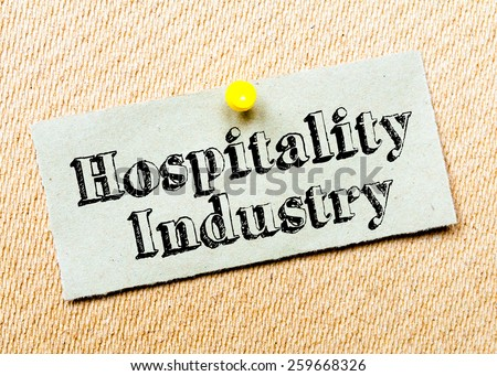 going green in the hospitality industry essay Journal of sustainability and green business going green, page 1 going green: how the green movement impacts the bottom line in the hospitality industry richard j mills robert morris university.