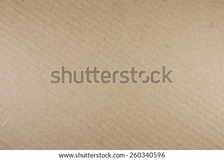 recycling cardboard texture. - stock photo