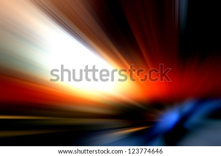 Red abstract background. - stock photo