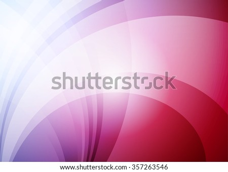 Red abstract background illustration. Template for business card or banner.