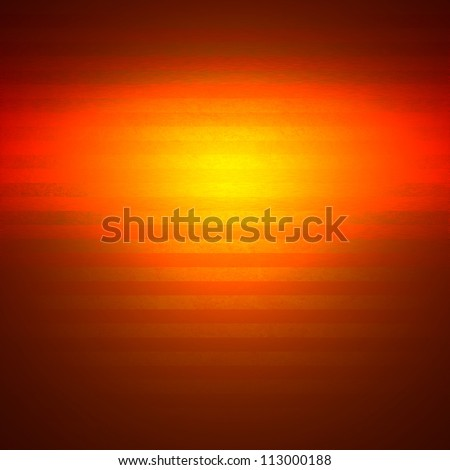 red abstract background with delicate stripes texture and beam of light like hot radiator