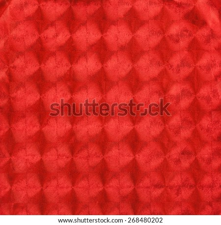red abstract metallic background  - stock photo
