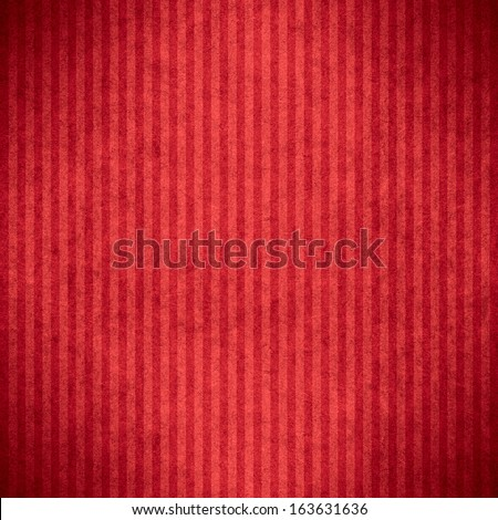 red abstract paper background or stripe pattern cardboard texture - stock photo