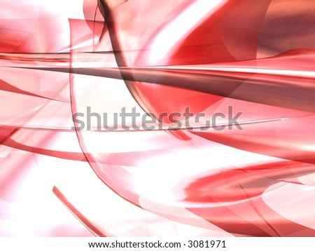 Red Background - stock photo