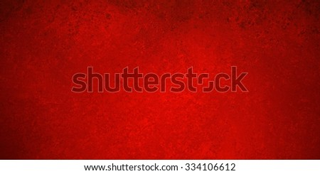 red background Christmas image, solid red texture - stock photo