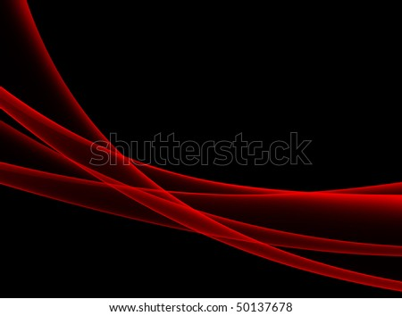 Red-black background - stock photo