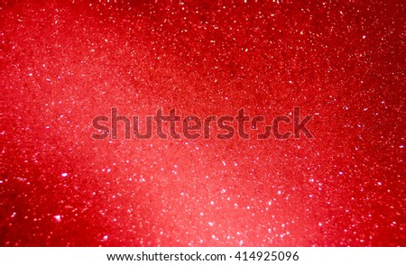 Red Bubble Background with shimmer effect  - stock photo