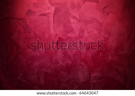 red canvas background - stock photo