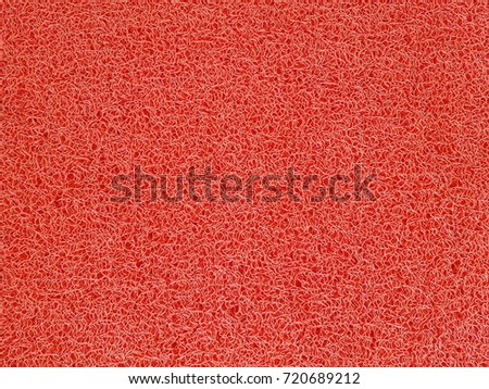 Red carpet texture.