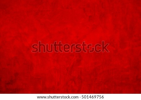 red cement background, background and space for text