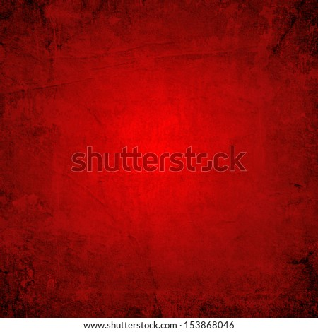 Red christmas paper background - stock photo