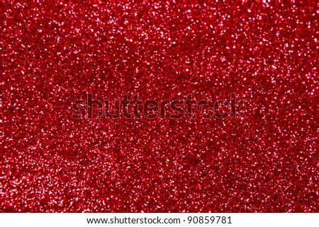 Red Christmas texture - stock photo