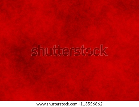 Red Christmas texture. Background illustration - stock photo