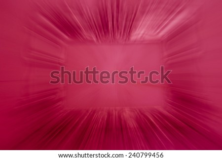 red color tone radial motion blur illustration abstract for background