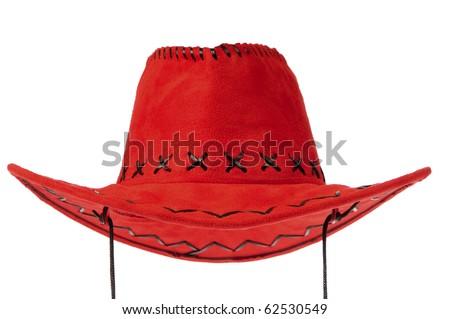 cowboy hat front view clipart
