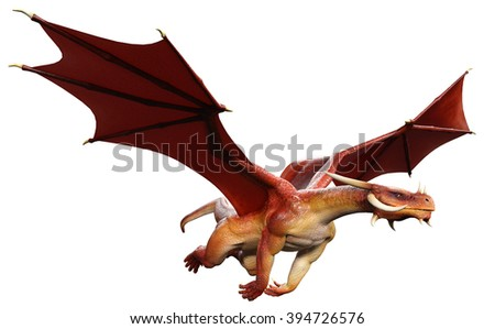 red dragon hunting 2