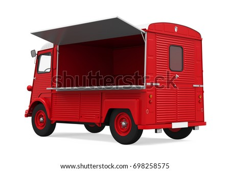 Red S Street Kitchen Food Truck