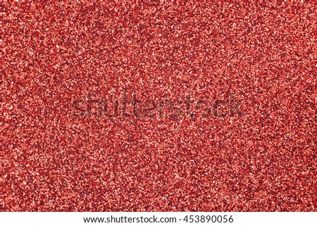 Red glitter texture chrismas hoilday background - stock photo