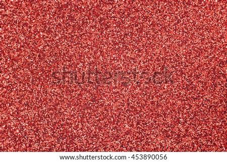 Red glitter texture chrismas hoilday background - stock photo
