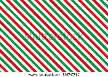 christmas background stripes