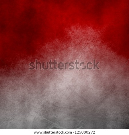 Red Grunge Texture Background,Mix Media - stock photo