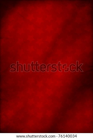Red Holiday Background - stock photo