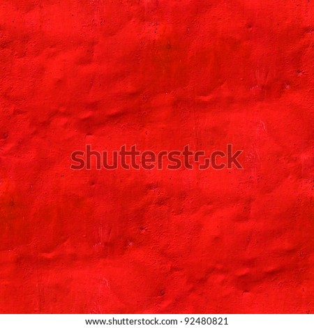 red iron material seamless texture - stock photo