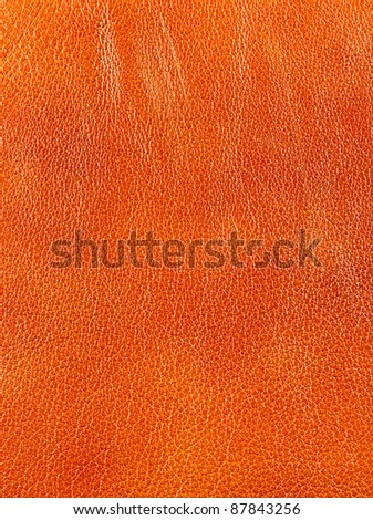 red leather texture closeup for background and design works