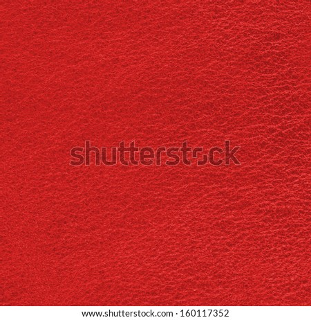 red leather texture. Useful as background for design-works.
