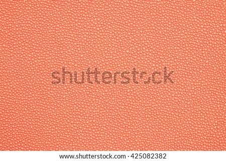 Red leather texture with pattern,use for backgrounds and design work